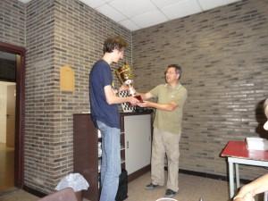 Clubkampioen KHSC O'Kelly 2010 2011